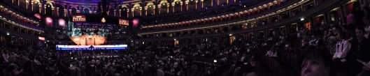 Royal Albert Hall Panorama