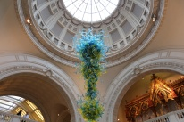 Chihuly, Victoria & Albert Museum, London