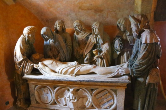 The Entombment of Christ, Chaource, France